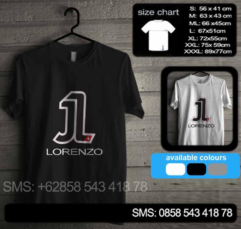 baju kaos jorge lorenzo 3
