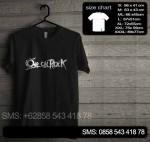 Baju Kaos One Ok Rock Kode oneokrock01