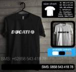 Baju Kaos Ducati 01