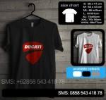 Baju Kaos Ducati 02