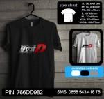 Baju Kaos Initial D Kode initiald01