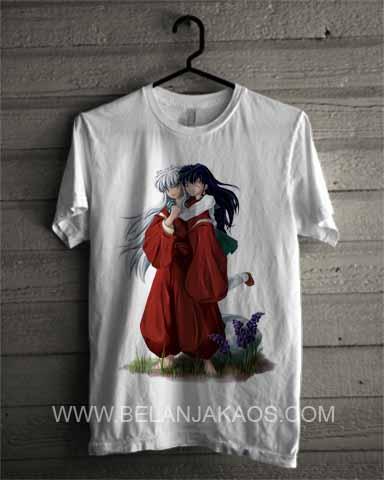 baju kaos Inuyasha-IN03