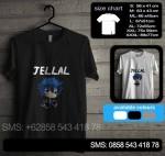 Baju Kaos Jellal Fairy Tail 14