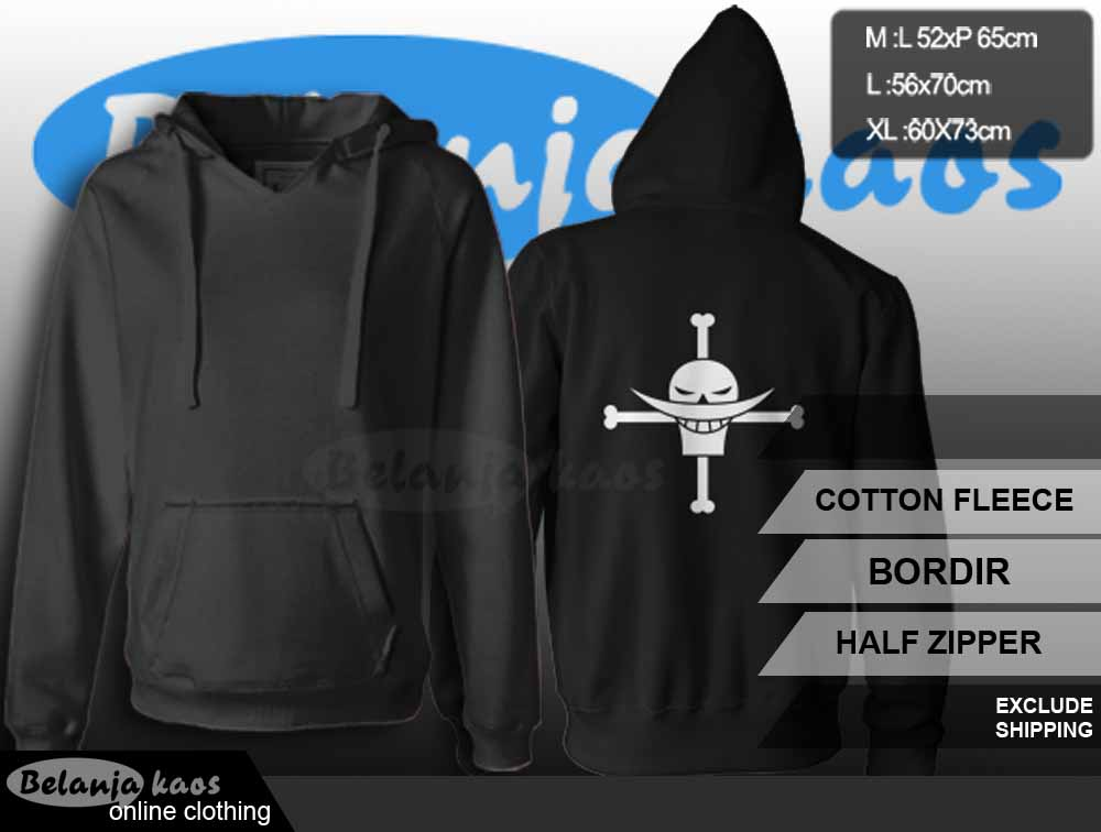 jaket one piece shirohige on10