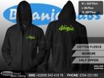 Jaket Ninja bordirninja01