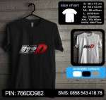 Baju Kaos Initial D 01