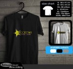 Baju Kaos Rockstar Energy Drink 01