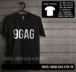 Baju Kaos 9GAG 01