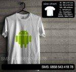 Baju Kaos Android 01