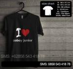 Baju Kaos Coboy Junior 01
