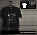 Baju Kaos Jack Daniels 01