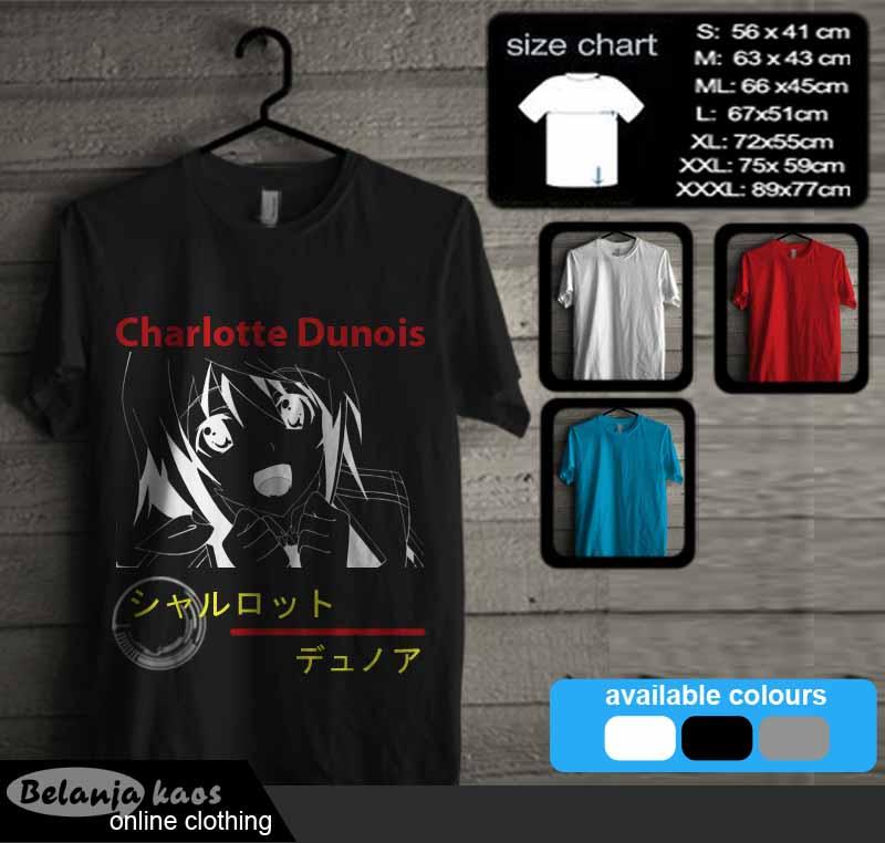 kaos charlotte dunois 01