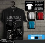 Kaos Anime Bleach bl16