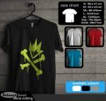 Tshirt Afends Cross Pee Wee Gaskins Kode afends02