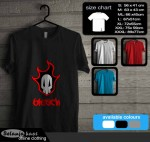 Kaos Anime Bleach Kode bl19