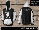 Fullprint Jaket Death Note