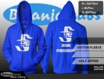 Fullprint Jaket Jellal Fairy Tail
