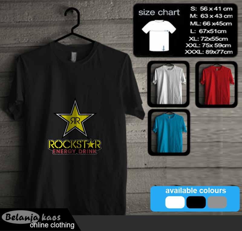 Tshirt Rockstar 02