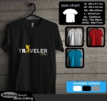Tshirt National Geographic Traveler 20