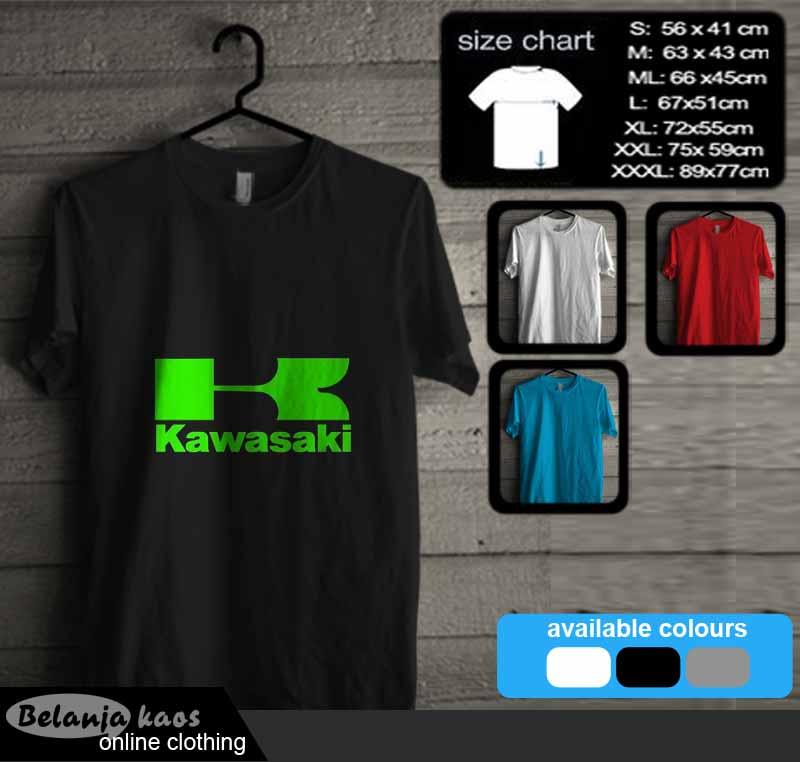 Tshirt Kawasaki Ninja 30