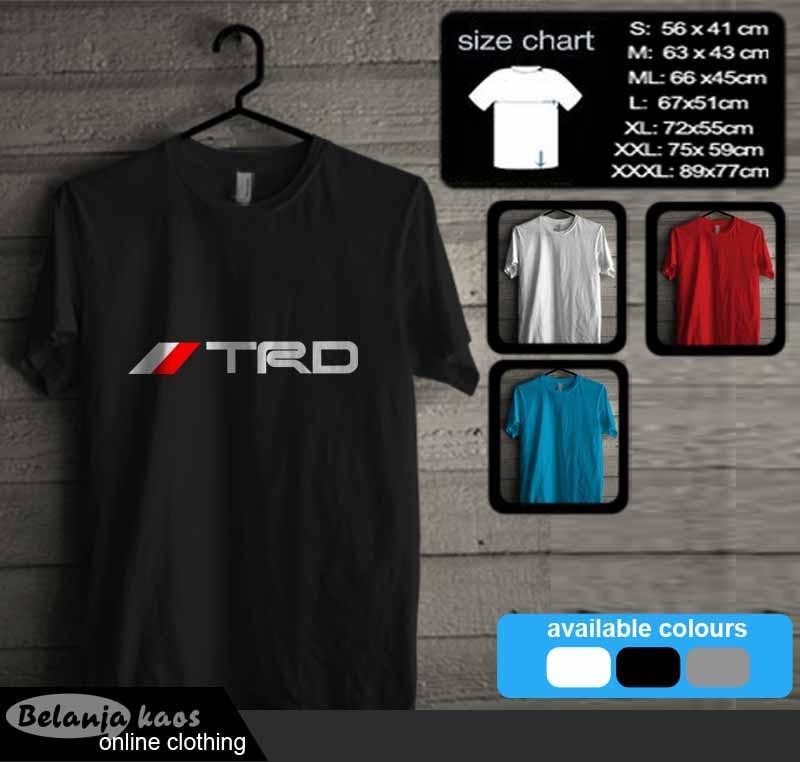 tshirt trd racing development