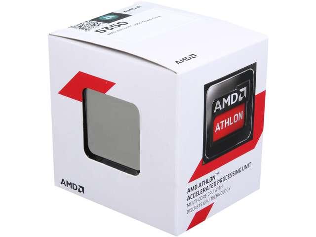 Jual Processor Amd APU Athlon 5350 AM1
