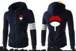 Jaket Sweater Anime Uchiha Sasuke