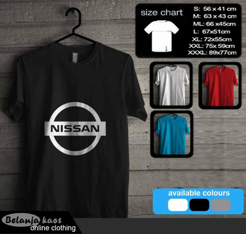 Kaos Nissan Racing 01