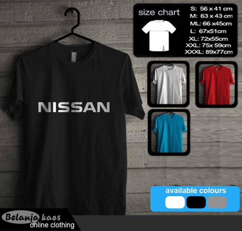 Kaos Nissan Racing 02