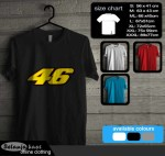Kaos Valentino Rossi The Doctor Vr4612