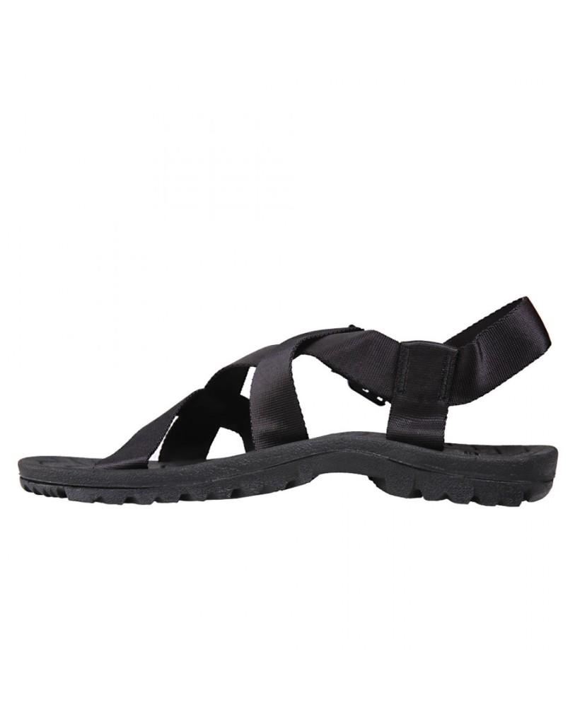 Jual Sandal Eiger Basilisk Injection Roll Straps Sandals - Black