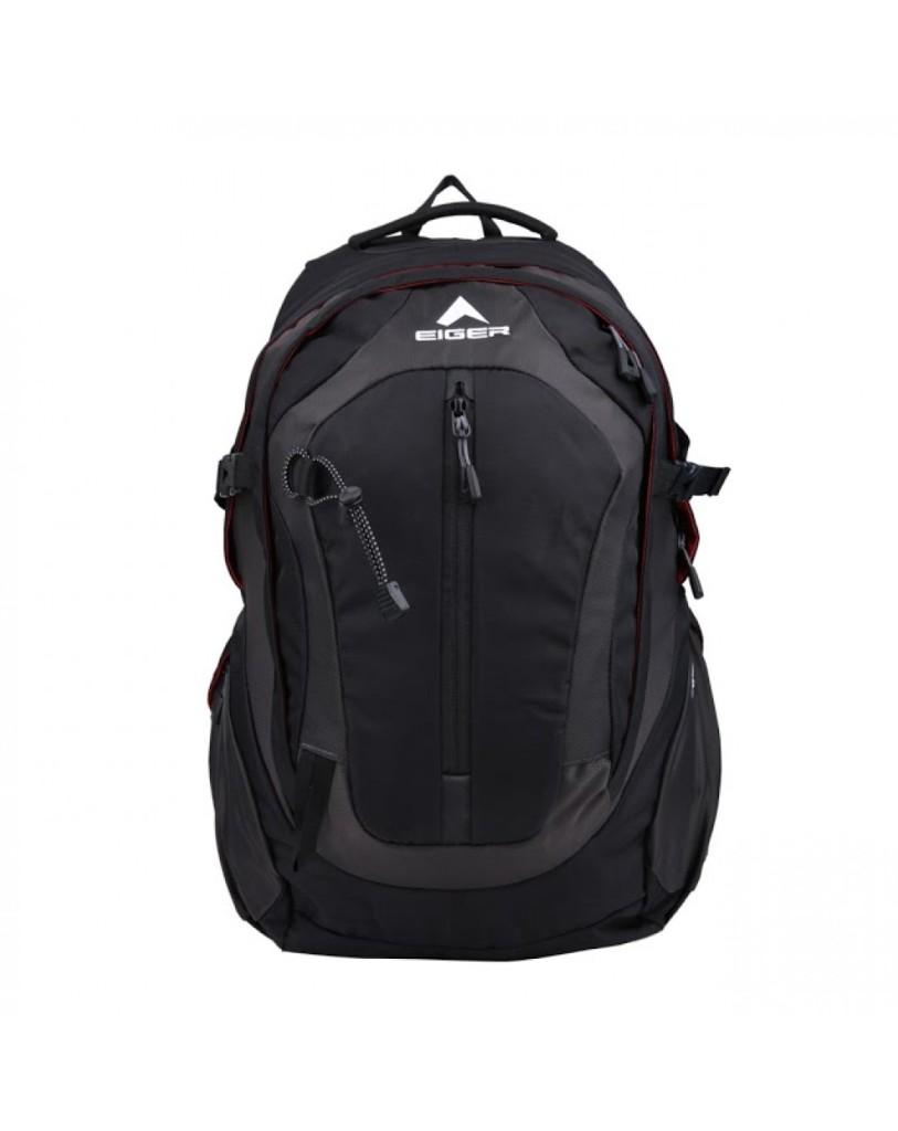 Jual Tas Eiger Daypack Laptop 14 inch Magma 1 - Black