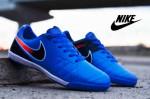 Jual Sepatu Futsal Nike Import Biru