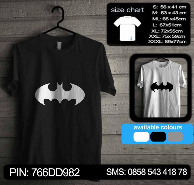 baju kaos batman 01