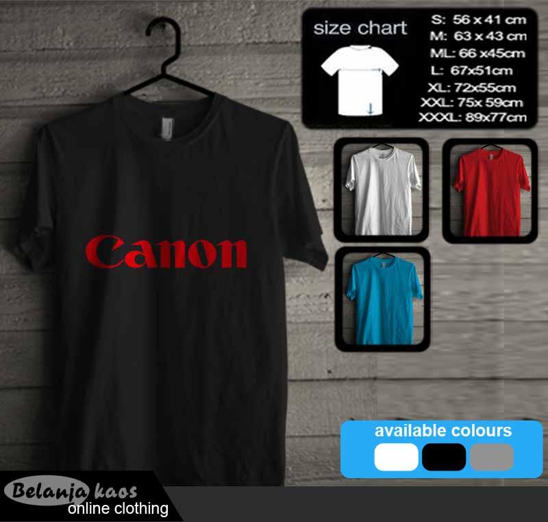 Kaos Canon EOS 01