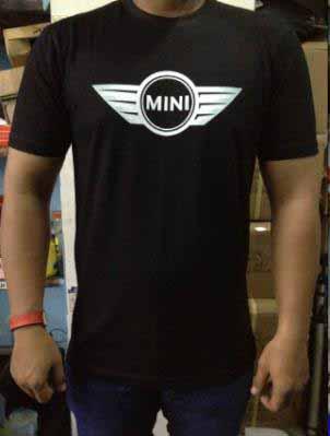 Tshirt Mini Cooper 02