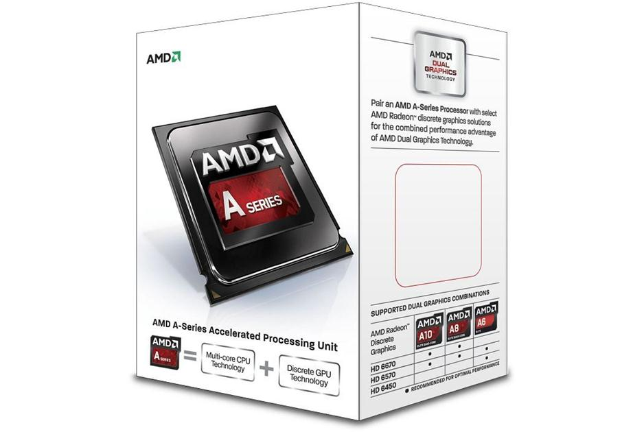 Jual Processor AMD A4-6300 Richland Dual-Core