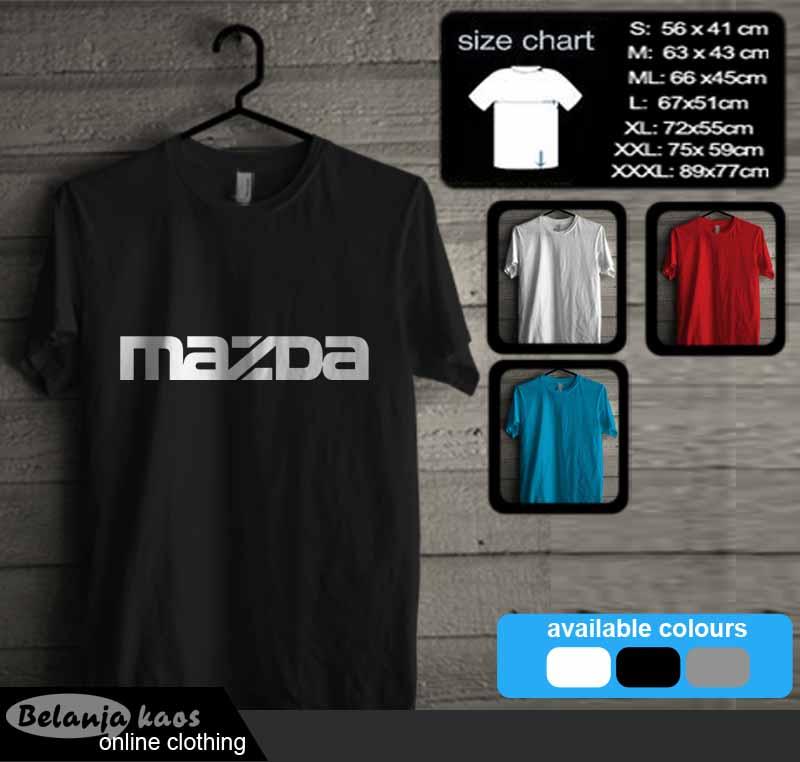 Kaos Mazda Racing 01