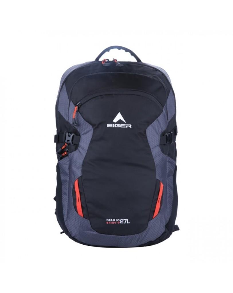 Jual Tas Eiger Daypack Laptop Diario Shine-3 27L - Black