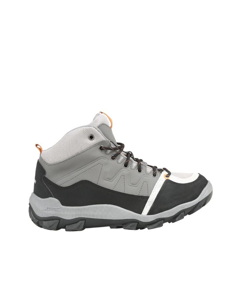 Jual Sepatu Eiger Mid Boot Shamrock Abu