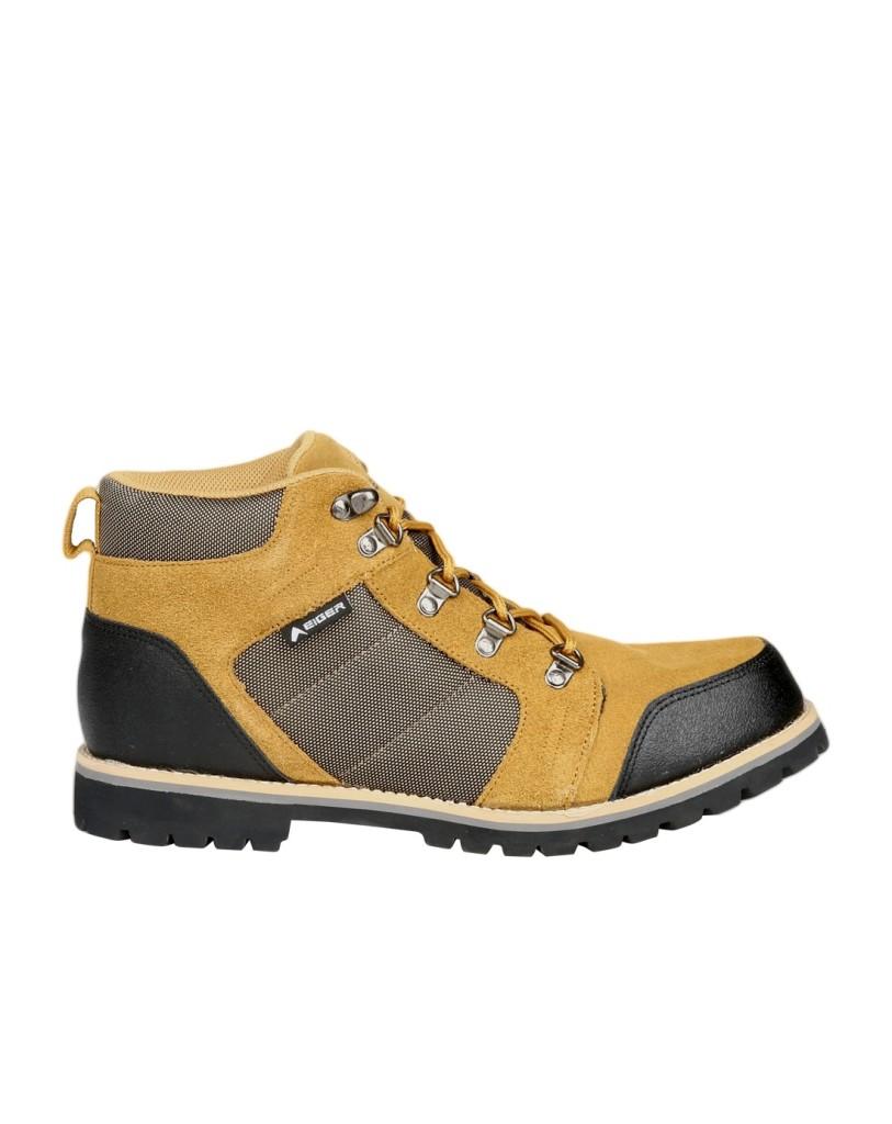 Jual Sepatu Eiger Sepatu Oblivion Mid - Yellow Black