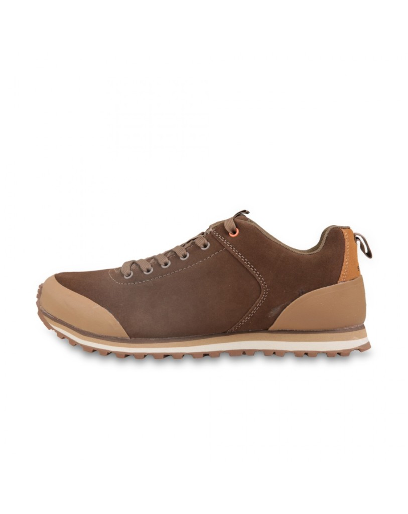 Jual Sepatu Eiger Vibram Bugle Shoes - Brown