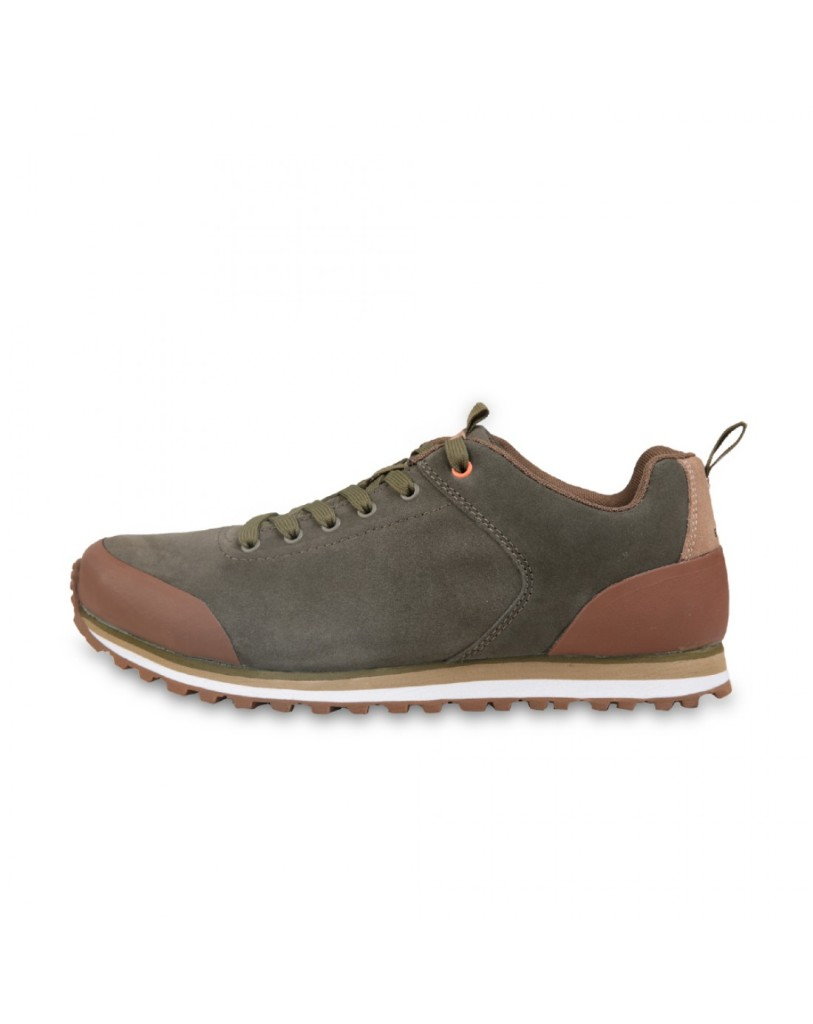 Jual Sepatu Eiger Vibram Bugle Shoes - Olive