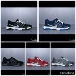 Sepatu Nike Airmax Sport, Lari, Joging, Senam, Olahraga, Badminton