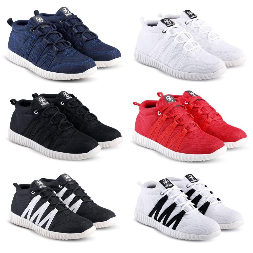 Sepatu Sneakers Kets varka
