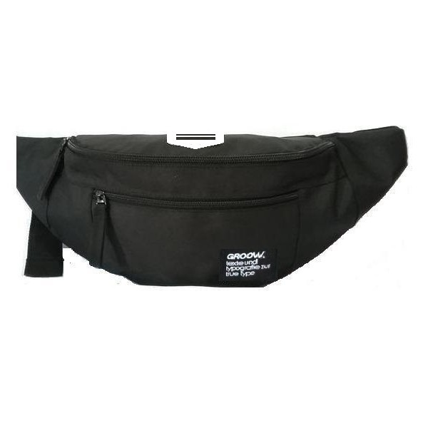 Tas Waistbag Oval